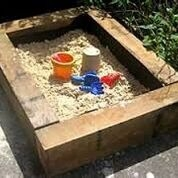 Third sector sandpit
