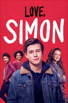 LEAP & LGBT Youth presents film screening of...Love, Simon