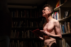 Naked Boys Reading: Pulling Out