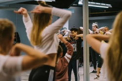 Beginners Vogue Workshop with Shahin Damka