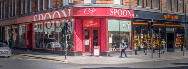 Spoon Cafe, Glasgow