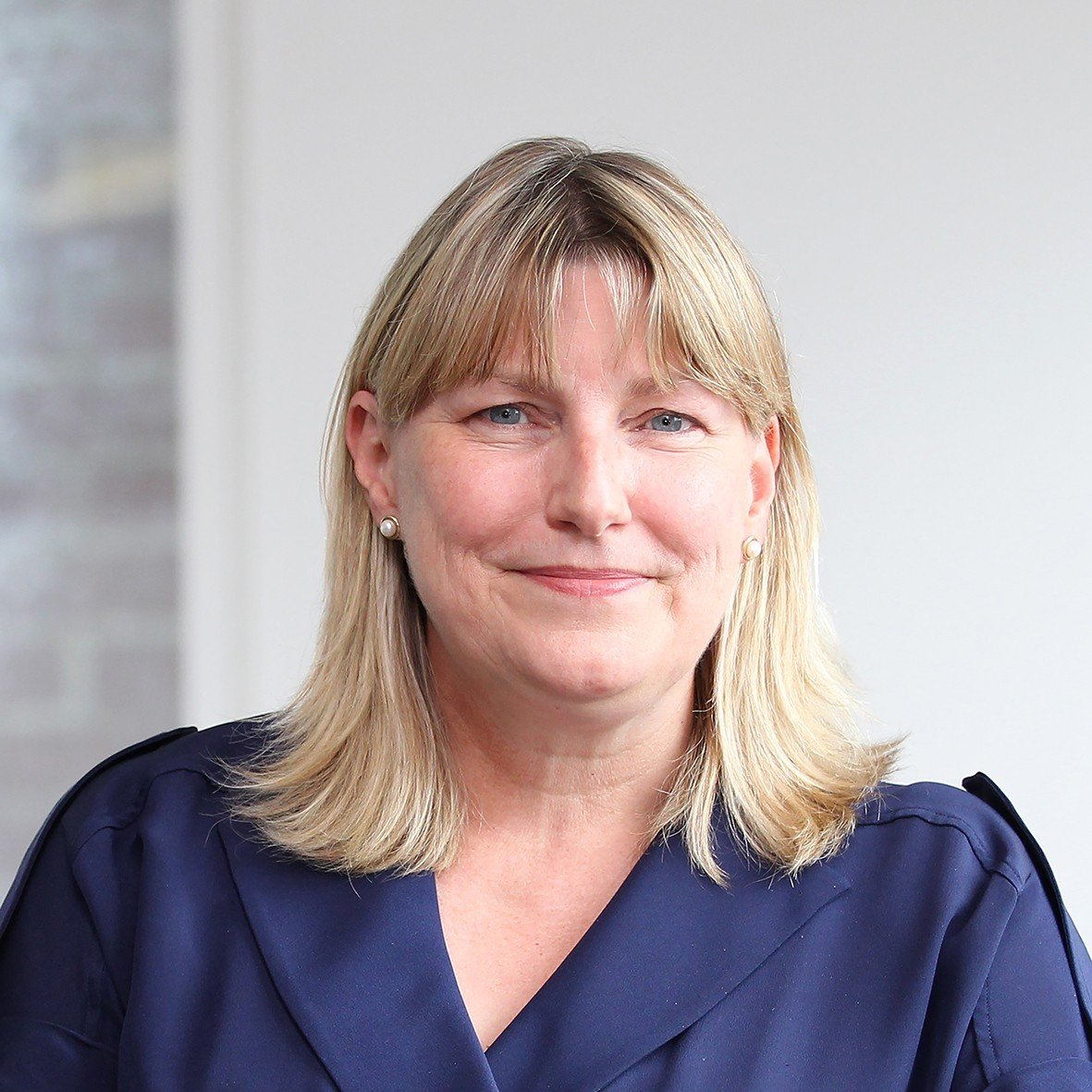 Dr Bridget McConnell CBE